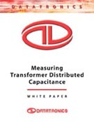 Distributed Capacitance White Paper Logo