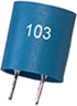 DR336-1 Shielded thru hole inductor photo