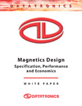 Magnetics Design:Specifications, Performance and Economics logo