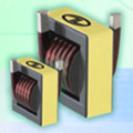 Custom flat wire inductors